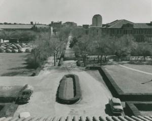 Campus View c 1950