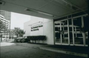 Grad House front