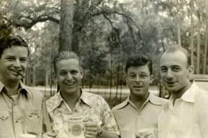 Rally Club picnic fall 1948