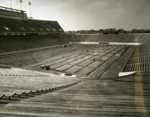 Stadium dirt 3