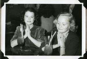 Angels Rice v Tulane October 1946