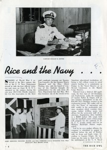 Owl Navy article 1941