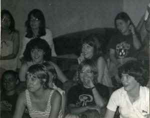 Brown Vito audience 1981