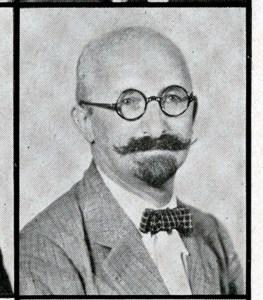 Max Freund 1930 campanile