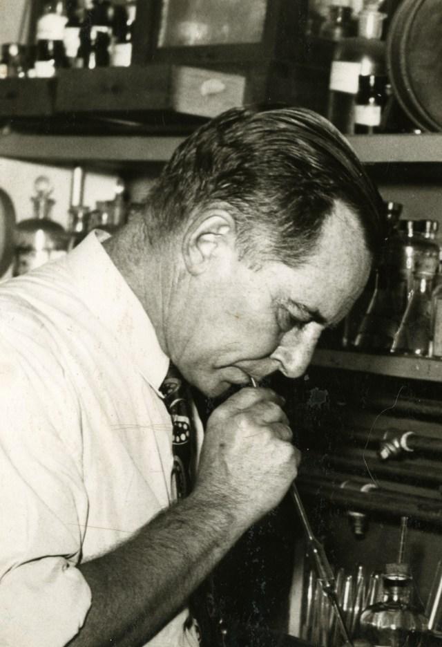 New Henry Nicholas 1949