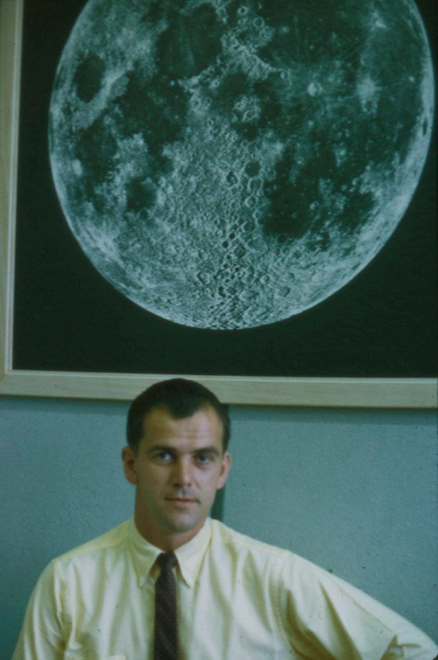 Space Science Curt Michel  June 28, 1965