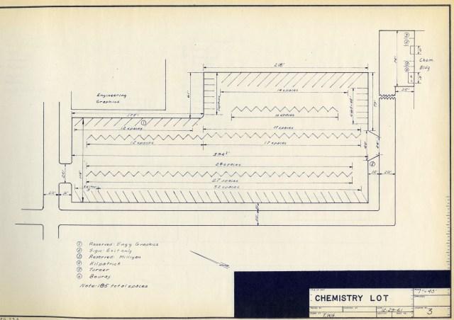 Campus parking 1962 2  046