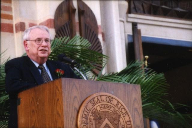 Gil Whitaker Jones School McNair dedication