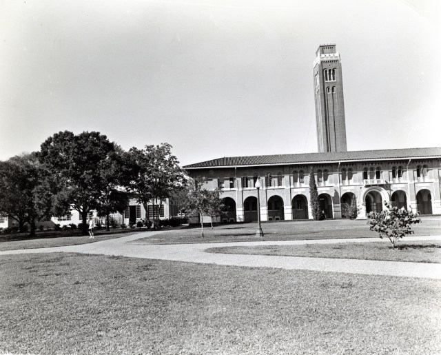 Engineering quad with annex mid60s Sims