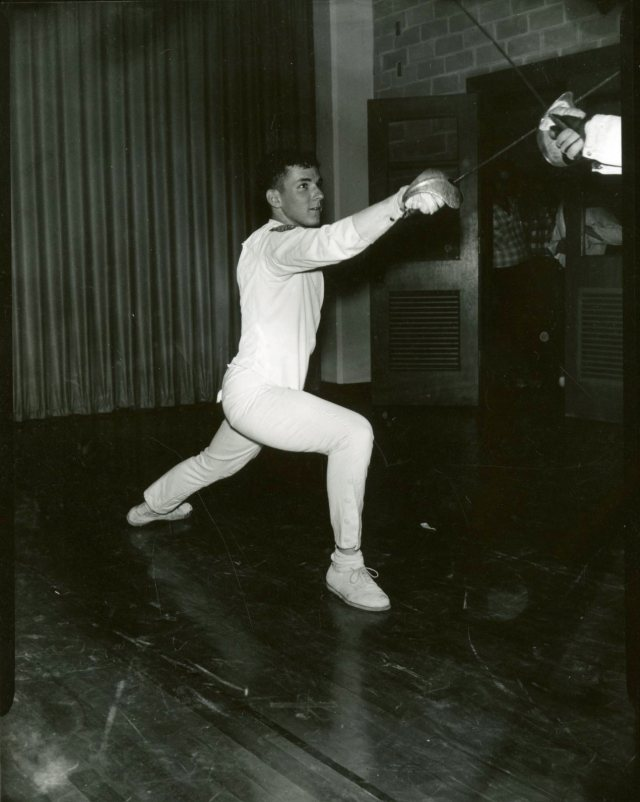 Fencing 1955 Charles Reed 046