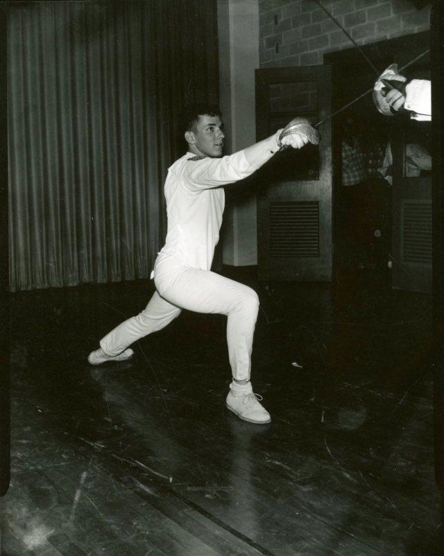 Fencing 1955 Charles Reed 046