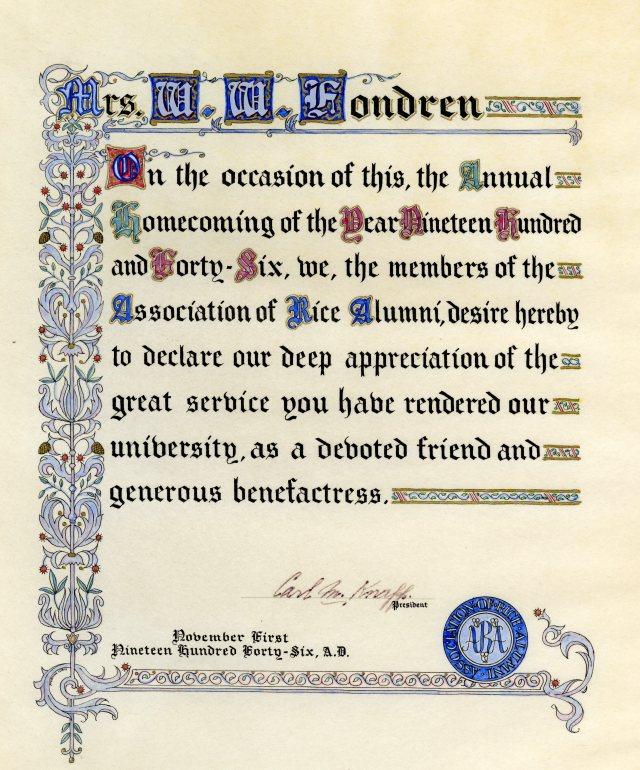 ella-fondren-ara-award-1946-118