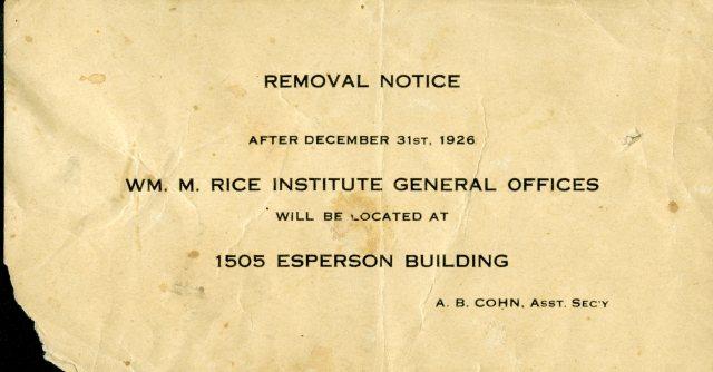removal-notice-to-esperson-building-1926-cohn-scrapbook-026