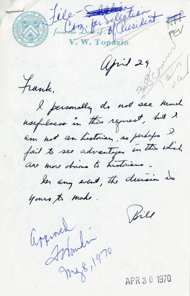 masterson-harold-hyman-letter-1970-fev-approval-122