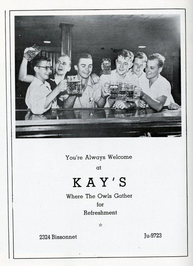 kays-ad-1954-campanile113