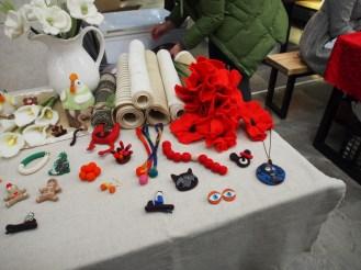 Woolen Jewelry