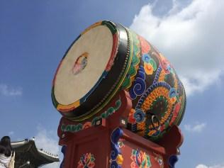 Ceremony drum