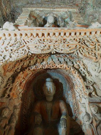 Cave of Sakyamuni (Cave No. 6)