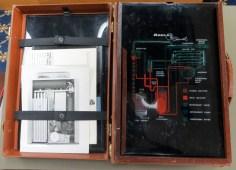 1950's Servel Travelling Salesman Suitcase