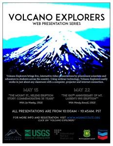 Volcano Explorers poster