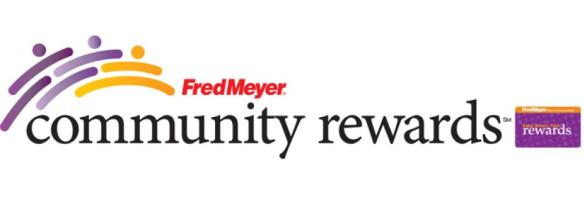Fred Meyer Community Rewards logo.