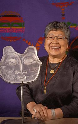 Lillian Pitt - Pacific Northwest Native American Artist