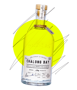 Chalong Bay Rum Thailand