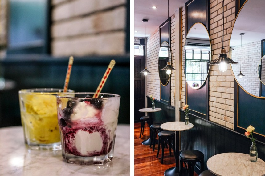Jing Jing Ice Cream Bangkok