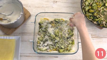 Lasagne vegetariane - Passaggio 11