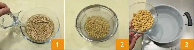 Curry végétarien à la citrouille et pois chiches