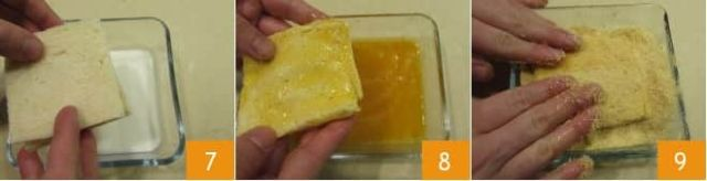 mozzarella al horno
