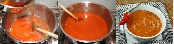 salsa de enchilada