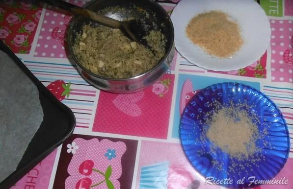 Polpette quinoa e funghi al forno - P2251787