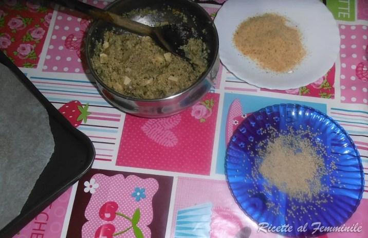 polpette quinoa