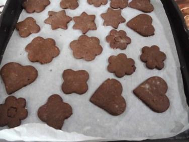 Biscotti con farina di carrube senza lattosio - CIMG2768