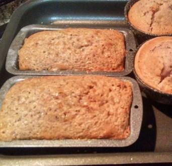 Muffin con bacche di goji senza uova - 3-1