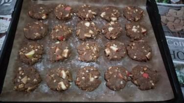 Biscotti con mele e noci senza lattosio - 2