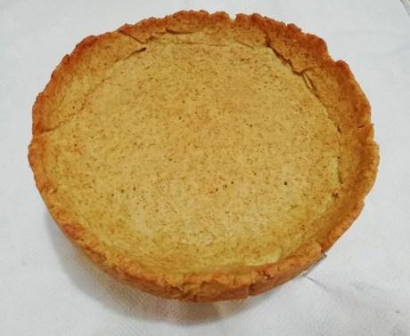 Crostata con crema alle ciliegie senza burro - crostata-ciliegie-frolla