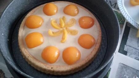 crostata-morbida-con-crema-alla-lavanda 3