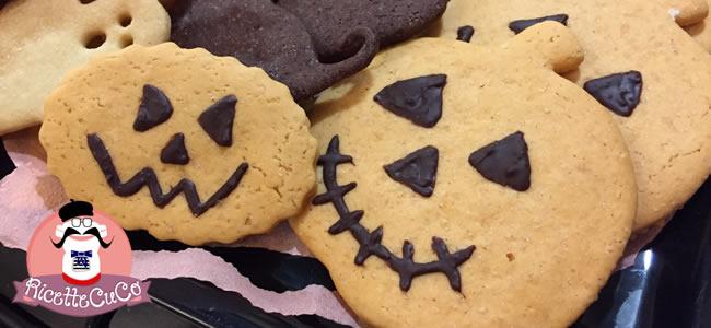 Biscotti di Halloween biscotti halloween monsieur cuisine moncu moulinex cuisine companion ricette cuco bimby