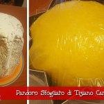 Pandoro Sfogliato di Tiziano Cardone con il Cuisine Companion – Natale con RicetteCuCo