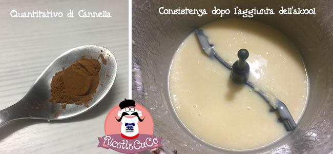 Liquore alla Crema Catalana tipo Melody ricette natalizie dolci monsieur cuisine moncu moulinex cuisine companion ricette cuco bimby kcook
