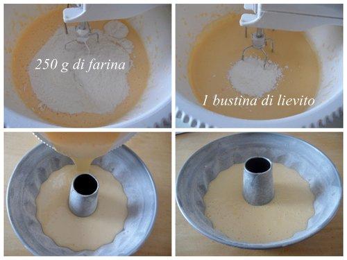 Ciambella al Mandarino - RicetteDi.it