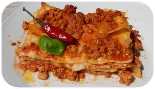lasagne con la mozzarella - Chef Antony