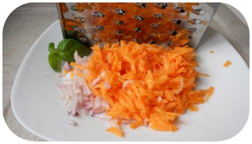 carote tritate