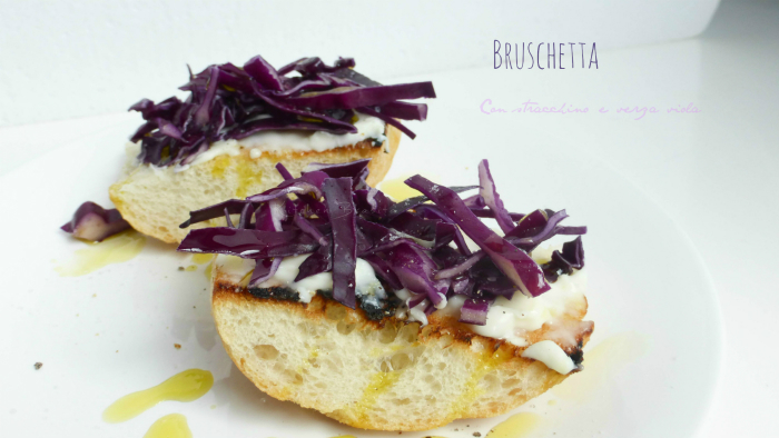 bruschetta con verza blog