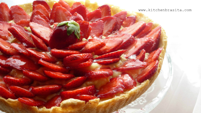 crostata crema e fragole blog2