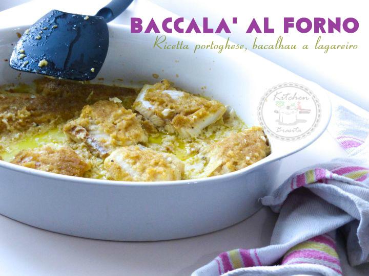 baccalà al forno , bacalhau a lagareiro001