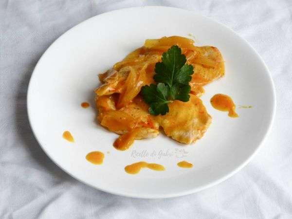 pollo all'arancia facile e veloce