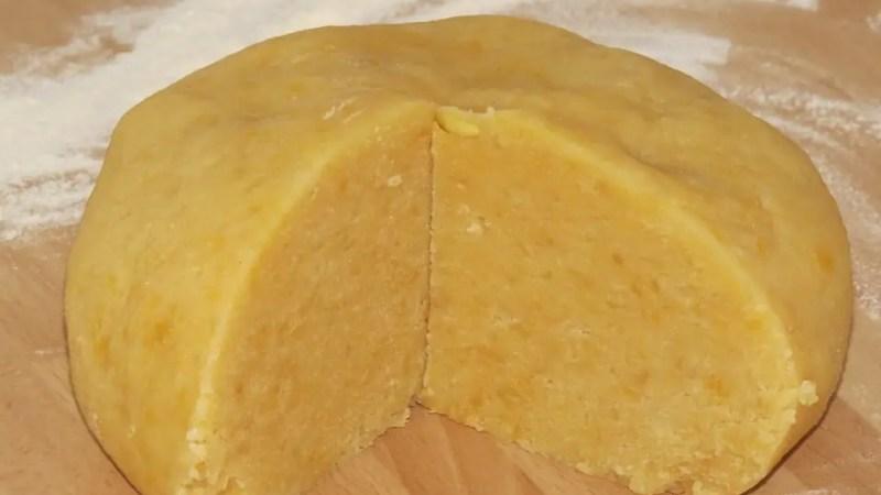Crostata al tiramisù